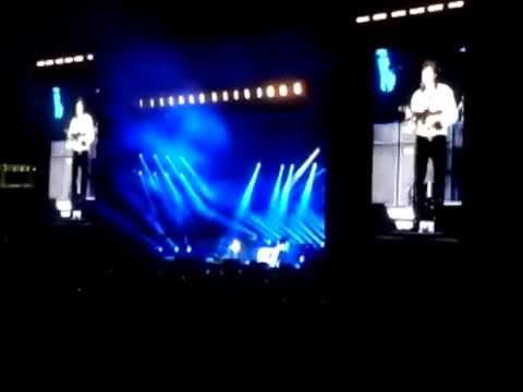Paul McCartney - Something - Cariacica (Brazil) 2014 HD LEGENDADO