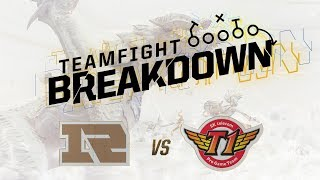 Teamfight Breakdown with Jatt | 2019 Worlds Group Stage (RNG vs SKT)