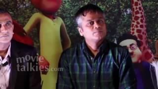 Motu Patlu King of Kings Movie Trailer Launch - Sushant Singh Rajput