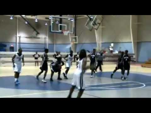2012 Jack Bush Classic Frontier School VS Southwest Early College Campus