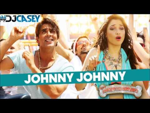 IT'S ENTERTAINMENT MOVIE - JOHNNY JOHNNY - DJ CASEY INDIA REMIX | AKSHAY KUMAR | YO YO HONEY SINGH