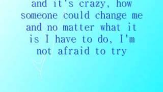 You're the reason-Victoria Justice lyrics