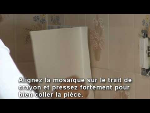 Smart tiles guide d 39 installation pour carrelage adh sif - Carre adhesif carrelage ...