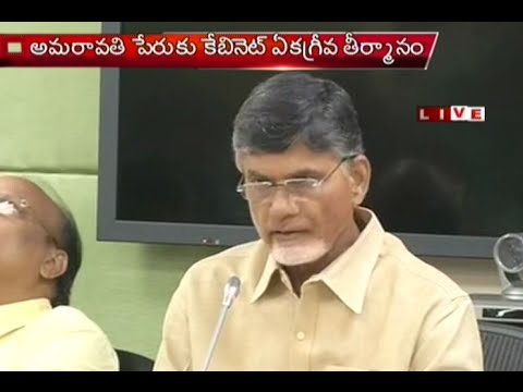 Chandrababu Reveals Singapore Plan For AP Capital - Part 01