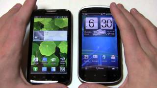 Motorola Atrix 2 vs. HTC Amaze 4G Dogfight Part 2