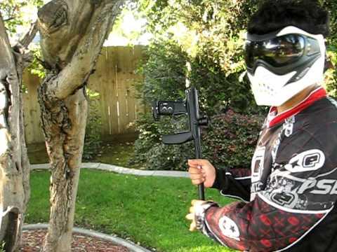 Paintball Empire axe shooting hd