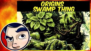 Swamp Thing (New 52) - Origins