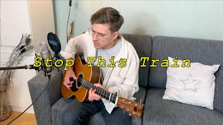 John Mayer - Stop This Train [Cover by Tomi Saario]