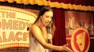 Sofia Niño de Rivera - Stand up - La región tv show