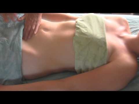 How to Massage Tummy Techniques & Tips; Complete Spa Body Massage; Part 4