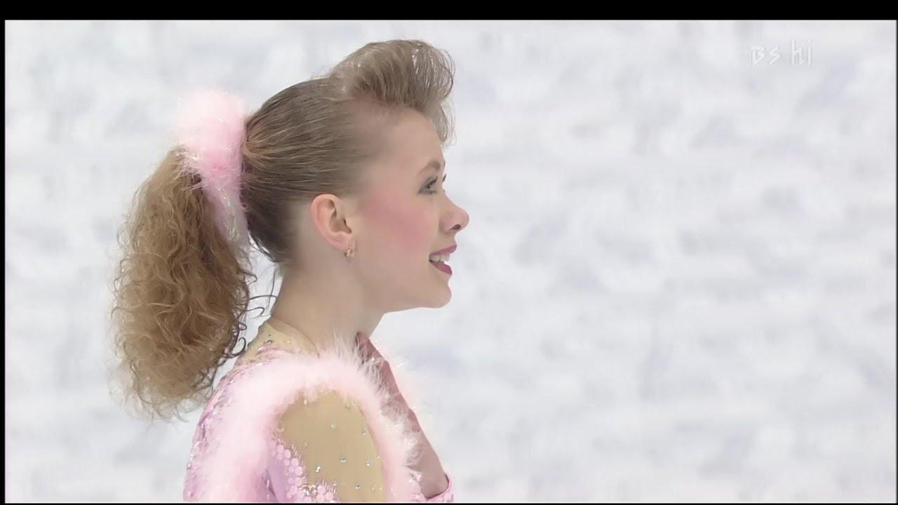 Oksana Baiul 1994 hd Oksana Baiul 1994