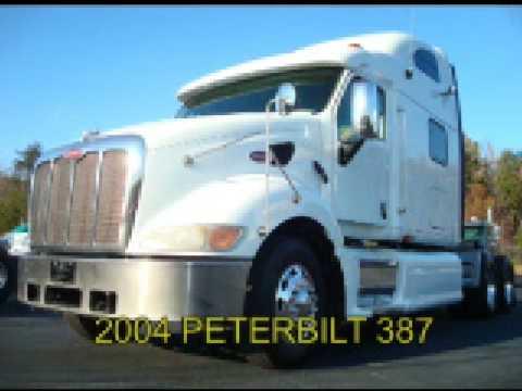Used semi trucks for sale