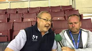 Forty20 TV: Wigan Warriors 46 Wakefield Trinity 16 - Post Game Show