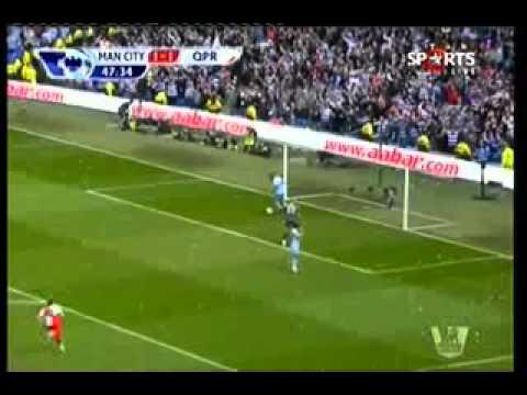 Video Man City 3-2 Qpr,sunderland 0-1 Man Utd Highlights And Goals Man City Wins The League! .flv video