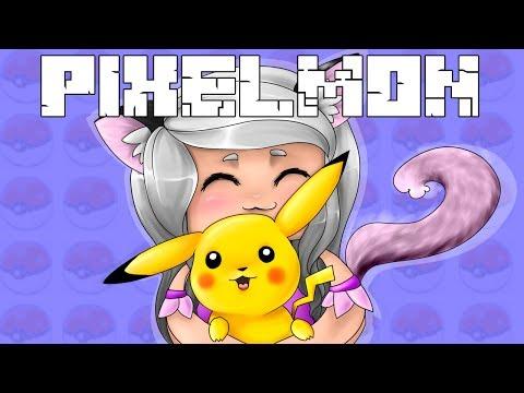 Minecraft - Pixelmon - 34 Как заспаунить без креатива легендарного покемона