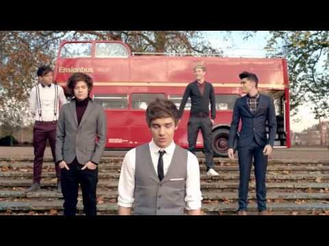 One Direction-one Thing [official Music Video+lycris] video