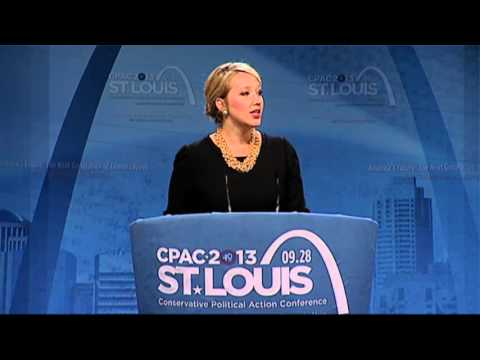 CPAC St. Louis - Oklahoma State Rep. Elise Hall