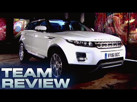 team review range rover evoque ed4 2wd youtube. Black Bedroom Furniture Sets. Home Design Ideas