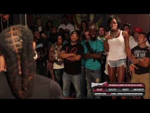 Grind Time Now Presents: Imah X vs Nique (Female Battle)