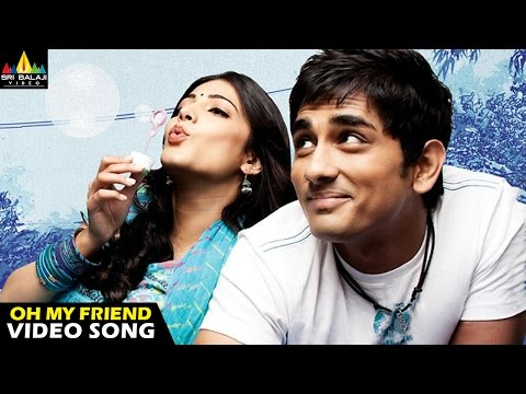 Oh My Friend Movie Oh Oh My Friend Video Song || Siddharth, Shruti Hassan, Hansika video