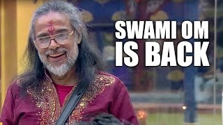 Bigg Boss 10   Day 48   Swami Omji's entry shocks contestants in Bigg Boss house   5 Dec 2016