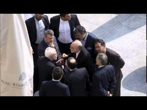 Kerry, Zarif see progress in 'tough' Iran nuclear talks