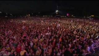 Robbie Williams Angels Live 8