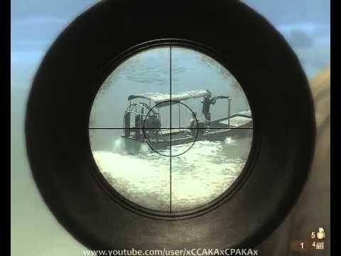 Far Cry 2 прохождение - Акт 2 - Вводная миссия - [1/2]