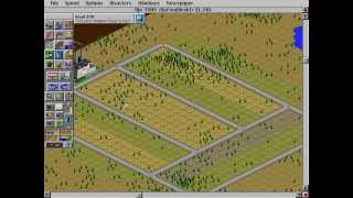 SimCity 2000 on hard difficult #01