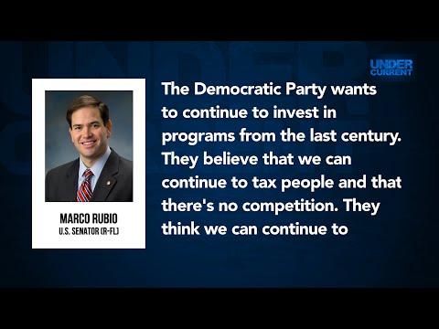 EXCLUSIVE AUDIO:  Marco Rubio & Charles Koch