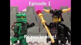 LEGO Ninjago - Shadows Of Destiny - Episode 1: Reawakening! SEASON PREMIERE!