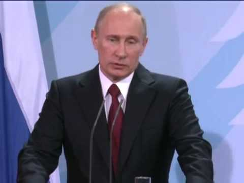 Jun 1, 2012 Germany_Russia-Germany gas ties vital to energy security -- Putin
