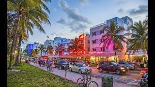 Miami Beach, Fort Lauderdale, Key West, Florida 2018 (1080p60fps)