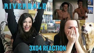 "RIVERDALE 3X04 ""THE MIDNIGHT CLUB"" REACTION"