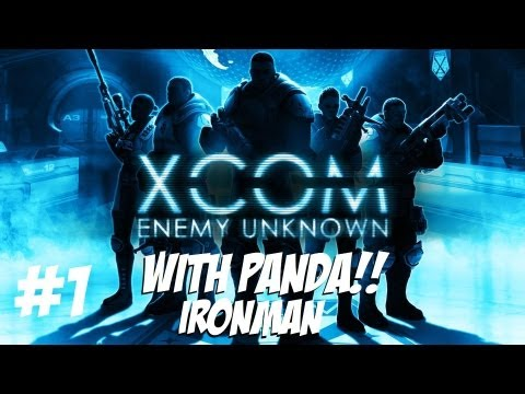 XCOM: Enemy Unknown - Part 1 - Introduction!