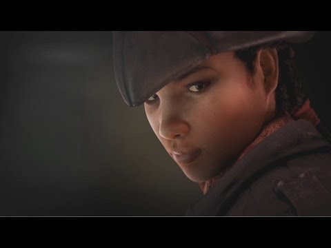 Assassin`s Creed III Liberation Announcement Trailer