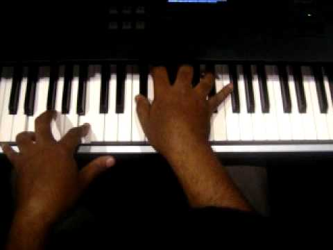 Smooth Jazz Chords On The Motif Played By Me