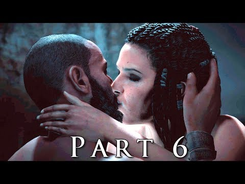 SHADOW OF WAR Walkthrough Gameplay Part 4 - Baranor (Middle-earth)