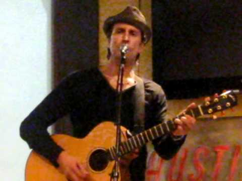 Cy Curnin (The Fixx) with Nick Harper - Secret Separation - Annapolis, Maryland Feb 8 2011