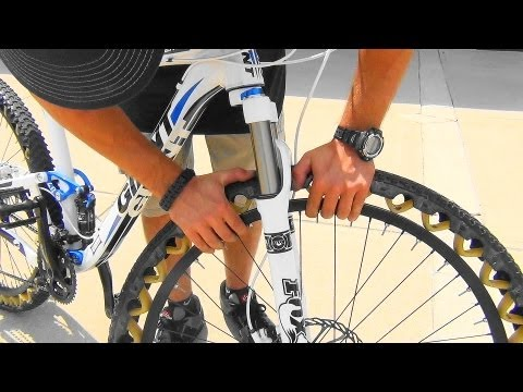 ERW Bicycle Big Kahuna demo