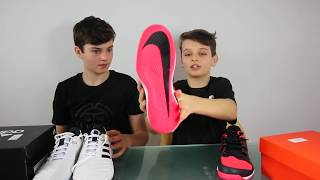 UNBOXING: NEW adidas Barricade  & Best Nike Air Zoom Vapor X shoes | British Tennis