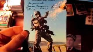 TTM Autograph Return - Jason Wingreen (Star Wars) Actor
