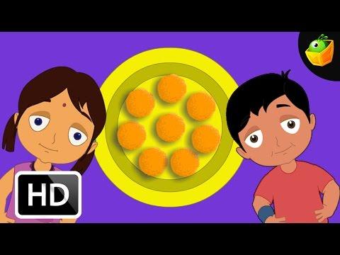 Vattamana Thattu - Chellame Chellam - Cartoon animated Tamil Rhymes For Kids video