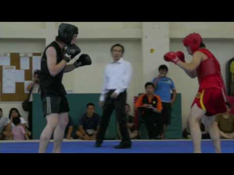 9/5/10 Singapore vs Malaysia Sanda/Sanshou fight 1 Image 1