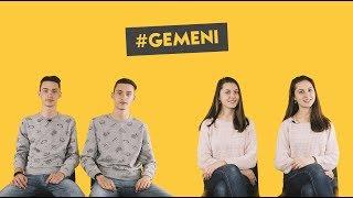HY NO ROCK #18 Gemeni