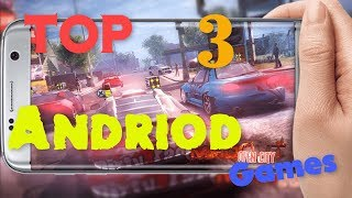 Top 3 Andriod Games!