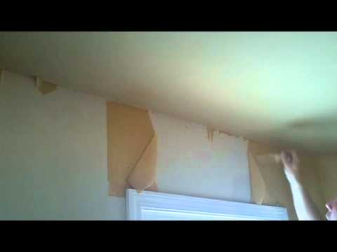 House Painting Lakewood Home Painters, Shows how to remove wall paper, patch and repair drywall imperfections. See how the pros make wallpaper removal and pr...