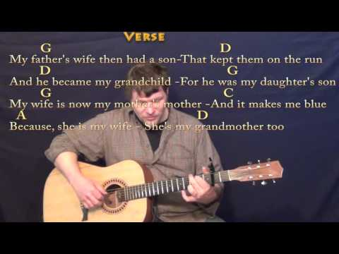 Willie Nelson - I Am My Own Grandpa