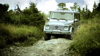 Extreme Offroad ★ Mercedes-Benz 2014 G 350 BlueTEC Trailer