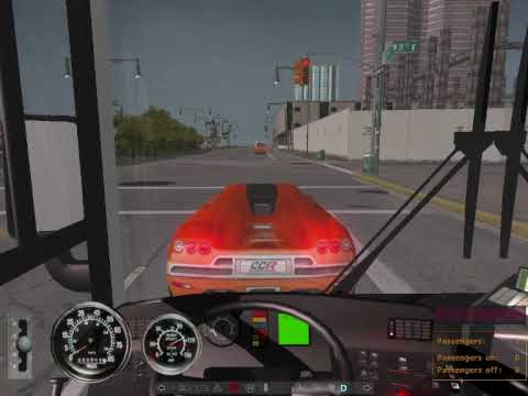 [Download/Gameplay] City Bus Simulator 2010 [Part 1] - YouTube